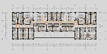 威海海王明悦大酒店平面设计图
